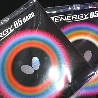 バタフライ(BUTTERFLY)のテナジー05 テナジー05ハード セット(卓球)