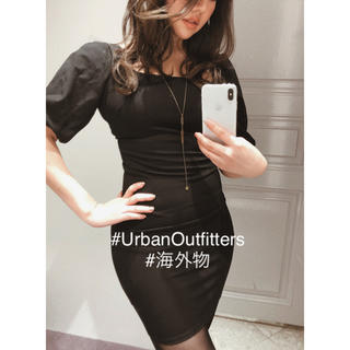 アーバンアウトフィッターズ(Urban Outfitters)のデートに♡(ミニワンピース)
