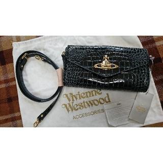 ec622aae1b9d ヴィヴィアンウエストウッド(Vivienne Westwood)の【新品】vivienne westwood NEW CHANCERY ショルダー