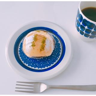 アラビア(ARABIA)の値下げ中!ARABIA Faenza/ファエンツァ  プレート ブルー 二枚組(食器)