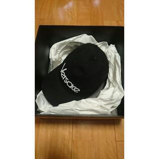 ヴェルサーチ(VERSACE)の★新品正規品 【ヴェルサーチ】 ロゴキャップsize59(キャップ)