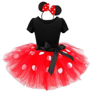 ディズニー(Disney)のミニー なりきりセット (ドレス/フォーマル)