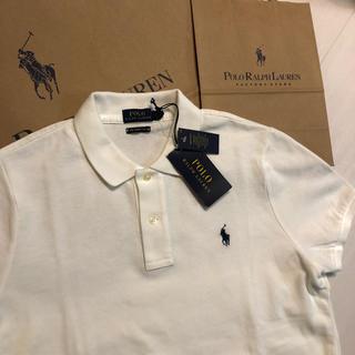 ポロラルフローレン(POLO RALPH LAUREN)のラルフローレン ポロラルフローレン 新品未使用 タグ付きLレディース ポロシャツ(ポロシャツ)
