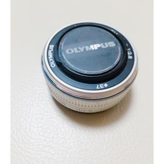 オリンパス(OLYMPUS)のOLYMPUS  M.ZUIKO DIGITAL 17mm F2.8 (レンズ)(レンズ(単焦点))