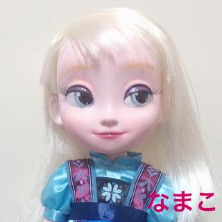 ディズニー(Disney)のアニメータードール カスタム リペイント エルサ(人形)