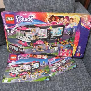 Lego - レゴフレンズ 41106 コンサートツアーバス