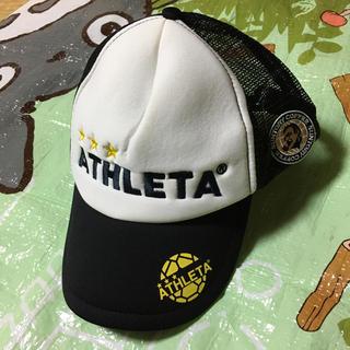 アスレタ(ATHLETA)のアスレタ  サントリーボス コラボ キャップ(キャップ)