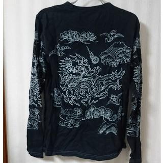 トウヨウエンタープライズ(東洋エンタープライズ)の空のロンT(Tシャツ/カットソー(七分/長袖))