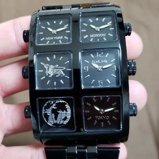 アヴァランチ(AVALANCHE)のアイスリンク アバランチ 腕時計(腕時計(アナログ))