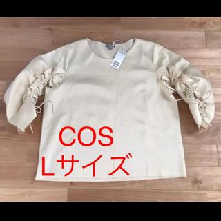 コス(COS)のコス COS カットソー 七分袖(カットソー(長袖/七分))