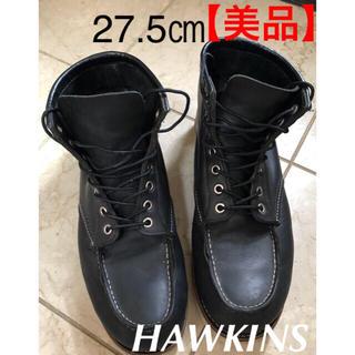 ジーティーホーキンス(G.T. HAWKINS)の⭐︎美品⭐︎HAWKINS 27.5㎝(ブーツ)