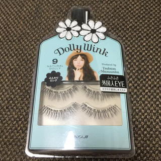 ドーリーウィンク(Dolly wink)のDolly Wink No.9 新品未使用未開封(つけまつげ)