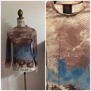 ジャンポールゴルチエ(Jean-Paul GAULTIER)のゴルチエのトップス(Tシャツ(長袖/七分))