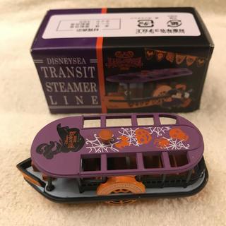 ディズニー(Disney)のトランジットスチーマーライン2010ハロウィン限定(ミニカー)