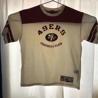 NFL 49ERS  Tシャツ(アメリカンフットボール)
