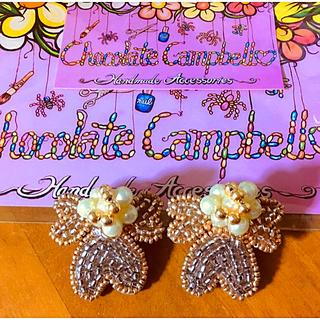 チョコレートキャンベル(Chocolate Campbell)のチョコレートキャンベル(ピアス)