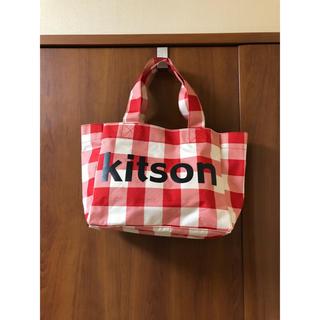 キットソン(KITSON)の雑誌付録 kitson キットソン エコバッグ(エコバッグ)
