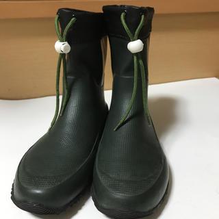 コロンビア(Columbia)のレディース ショートレインブーツ(レインブーツ/長靴)