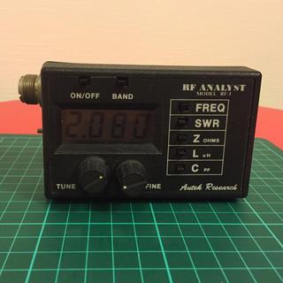 アンテナアナライザー  R F-1(アマチュア無線)