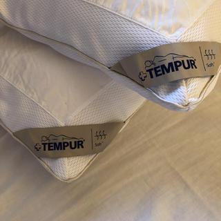 テンピュール(TEMPUR)の新品同様 テンピュール ピロー ペア枕(枕)