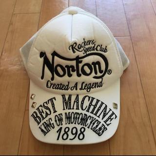 ノートン(Norton)の キャップ(キャップ)