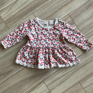 アカチャンホンポ(アカチャンホンポ)の90 長袖チュニック(Tシャツ/カットソー)