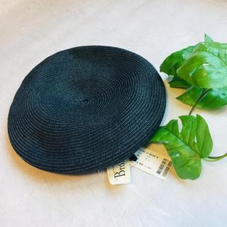 トゥモローランド(TOMORROWLAND)のトゥモローランド ベレー帽(ハンチング/ベレー帽)