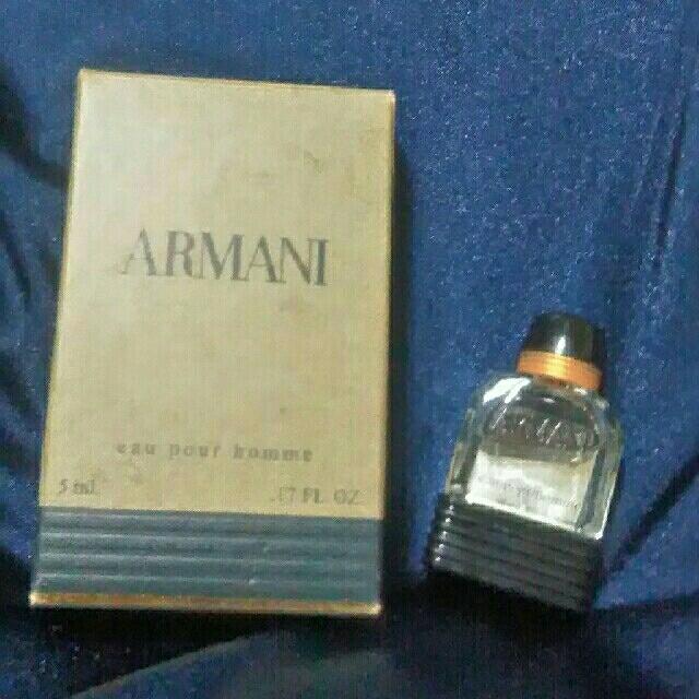 Armani(アルマーニ)のARMANI eau pour homme コスメ/美容の香水(香水(男性用))の商品写真