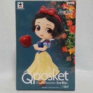 ディズニー(Disney)のQPosket白雪姫17sノーマルカラーverフィギュア(アニメ/ゲーム)