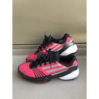 アディダス(adidas)のadidas adiwear 6 さくらピンク 美品 28.5cm(スニーカー)