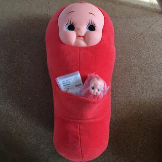 キユーピー(キユーピー)のたらこキューピー 非売品 抱き枕 90cm(ノベルティグッズ)