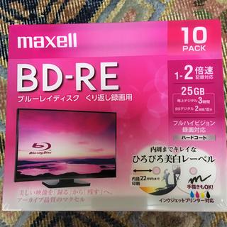 マクセル(maxell)のmaxell BD-RE ブルーレイディスク くり返し録画用(ブルーレイレコーダー)
