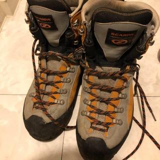 スカルパ(SCARPA)のSCARPAトリオレプロ GTX 27.5cm(登山用品)
