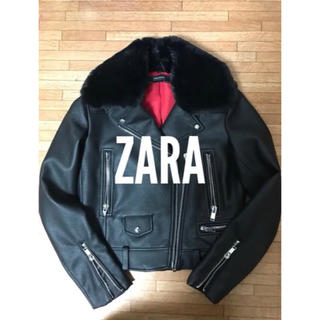 ZARA - 完売品のライダース❤️