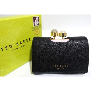 テッドベイカー(TED BAKER)の⭐極美品⭐ted baker超可愛いガマ口財布⭐箱、小銭入れ付き⭐(財布)