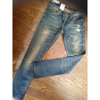 ヌーディジーンズ(Nudie Jeans)の新品◆正規品◆ヌーディージーンズ/NUDIE JEANS タイトロングジョン(デニム/ジーンズ)