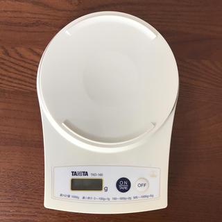 タニタ(TANITA)の中古☆タニタ キッチンスケール(調理機器)