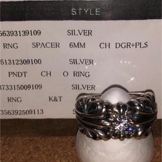 クロムハーツ(Chrome Hearts)の★クロムハーツ silverリング(その他)
