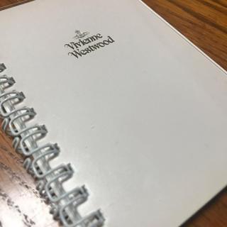 ヴィヴィアンウエストウッド(Vivienne Westwood)のVivienne Westwood ノベルティ スケジュール帳(ノベルティグッズ)
