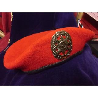 BWドイツ軍・連邦軍*Barett Feldjger/野戦憲兵ベレー帽*58cm(戦闘服)