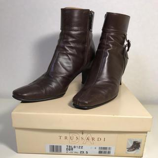 トラサルディ(Trussardi)のブーツ、TRUSSARDI  23.5cm(ブーツ)
