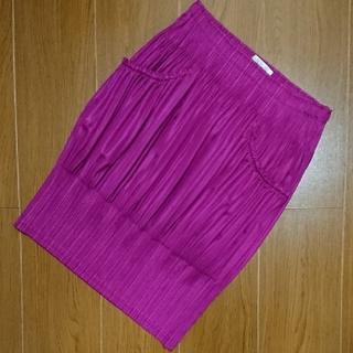 プリーツプリーズイッセイミヤケ(PLEATS PLEASE ISSEY MIYAKE)のプリーツプリーズ  スカート(ひざ丈スカート)