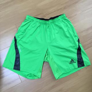 アディダス(adidas)のadidas アディダス テニス ハーフパンツ バリケード レスポンス Lサイズ(ウェア)