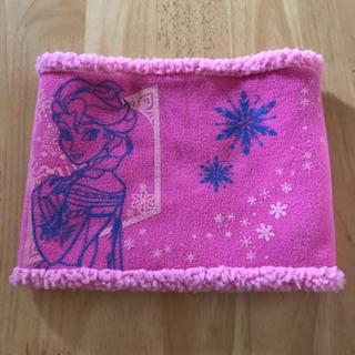 ディズニー(Disney)の未使用品 ❤️ アナと雪の女王 ネックウォーマー ❤️ エルサ ディズニー(マフラー/ストール)