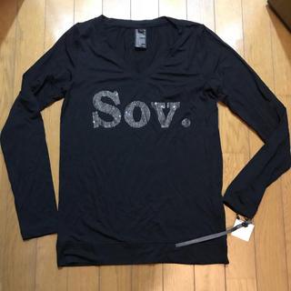 ソブ(Sov.)の定価1.2万 Sov. DOUBLE STANDARD CLOTHING ロンT(シャツ/ブラウス(長袖/七分))