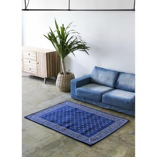 ジャーナルスタンダード(JOURNAL STANDARD)のjournal standard Furniture バンダナラグマット(ラグ)