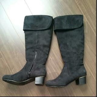 シマムラ(しまむら)のロングブーツ(ブーツ)