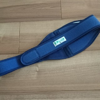 トコ(Toko)のトコちゃんベルト 2 Mサイズ 青葉 紺色(その他)
