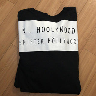 N.HOOLYWOOD SOUVENIOR LINE SWEAT SHIRT