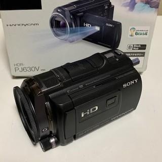 ソニー(SONY)の超美品☆HDR-PJ630V☆(ビデオカメラ)